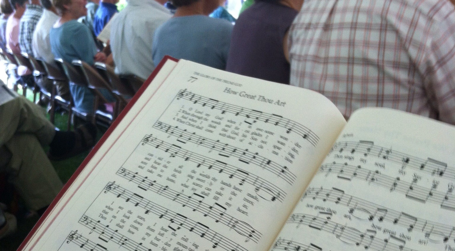 OUR WORSHIP ~ OUR HIGHEST PRIVILEGE & JOY